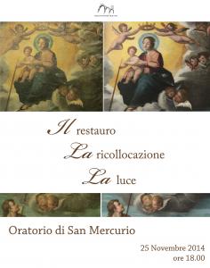 Restauro San Mercurio